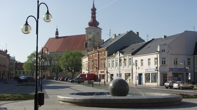 Město Holešov | © Rudolf Seifert | Wikipedia