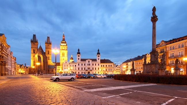 Město Hradec Králové | © Dreamstime