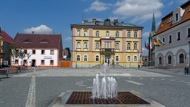 Město Hrádek nad Nisou | © Petr Vilgus | Wikipedia