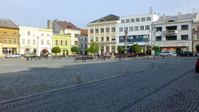 Město Hranice (okres Přerov) | © Vojtěch Dočkal | Wikipedia