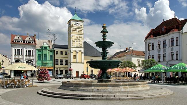Město Karviná | © Hons084 | Wikipedia