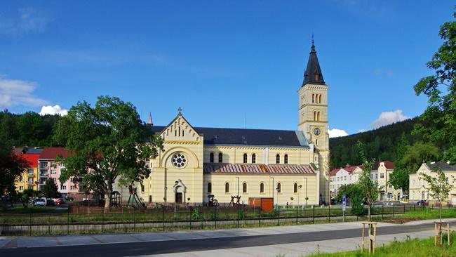 Město Kraslice | © Lubor Ferenc | Wikipedia