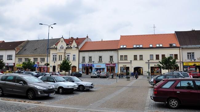 Město Kyjov | © János Korom Dr. | Flickr.com