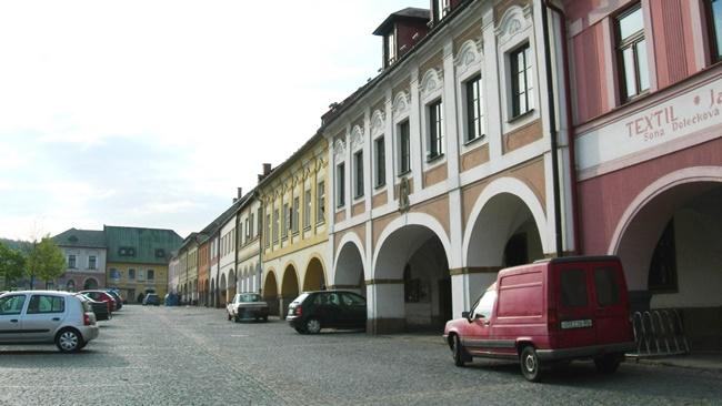 Město Letohrad | © Jan Sokol | Wikipedia