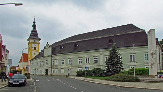 Město Moravské Budějovice | © Jiří Sedláček | Wikipedia