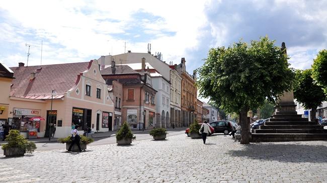 Město Nová Paka | © János Korom Dr. | Flickr.com
