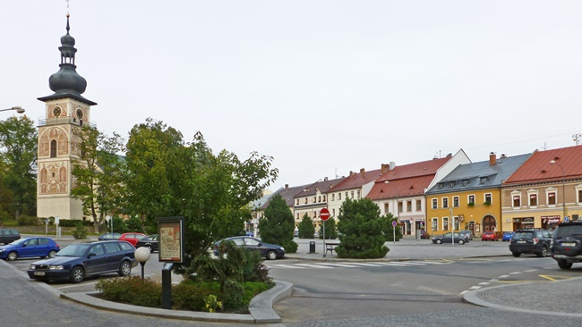 Město Nové Město na Moravě | © Maxx | Wikipedia