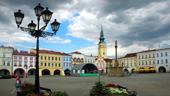 Město Nový Jičín | © Mikko Virtaperko | Wikipedia