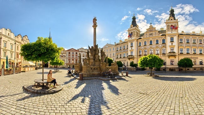 Město Pardubice | © Dreamstime