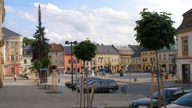 Město Šternberk | © Miloš Hlávka | Wikipedia