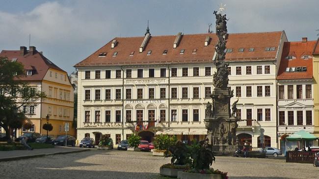 Město Teplice | © SchiDD | Wikipedia