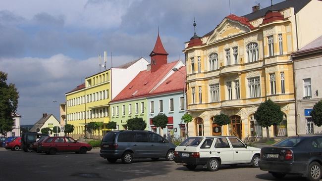 Město Týniště nad Orlicí | © Radek Bartoš | Wikipedia