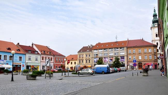 Město Uherské Hradiště | © János Korom Dr. | Flickr.com