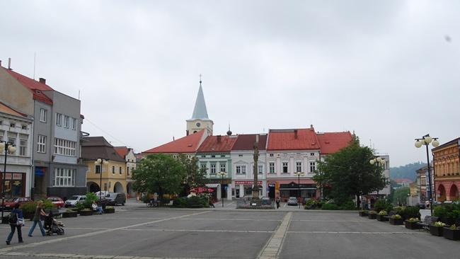 Město Valašské Meziříčí | © Miraceti | Wikipedia