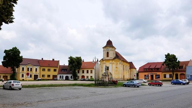 Město Veselí nad Moravou | © János Korom Dr. | Flickr.com