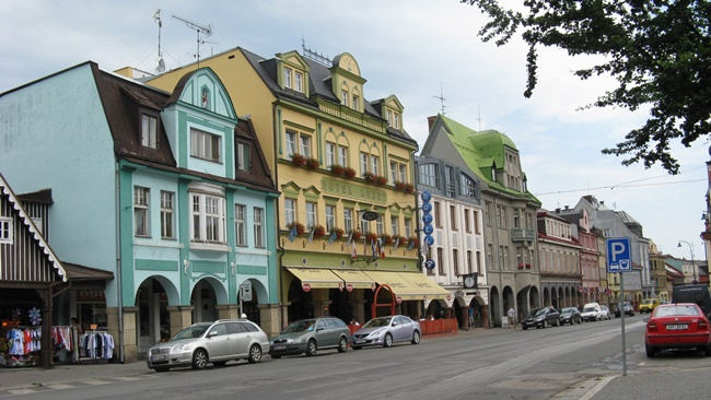 Město Vrchlabí   © Panoramio   Wikipedia
