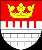 Znak města Králův Dvůr