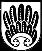 Znak města Kuřim