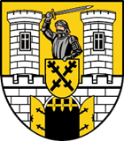 Znak města Moravské Budějovice