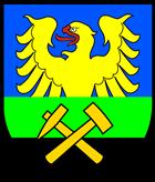 Znak města Petřvald (okres Karviná)