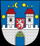 Znak města Písek