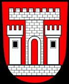 Znak města Veselí nad Moravou