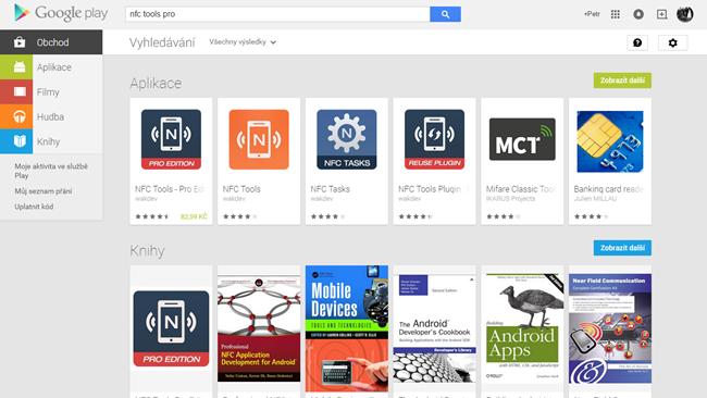 Jak nakupovat na Google Play