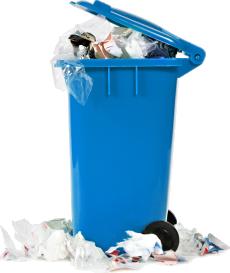 Poplatky za svoz komunálního odpadu 2019