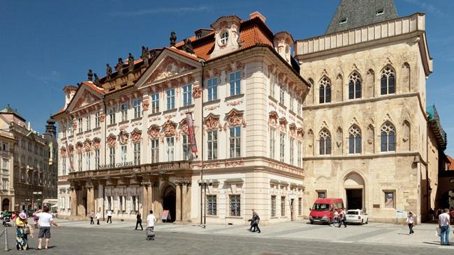 Národní galerie v Praze   © Národní galerie v Praze
