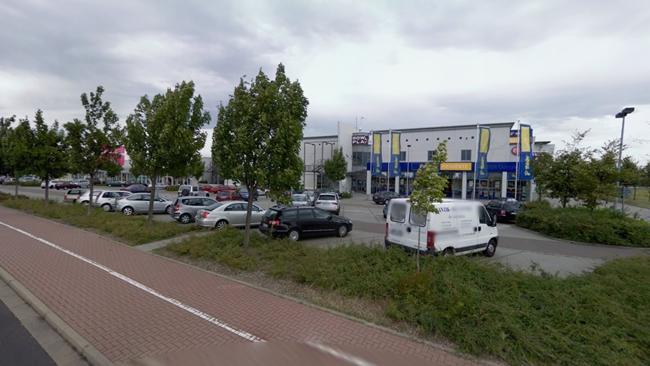 Levné parkování na letišti v Lipsku