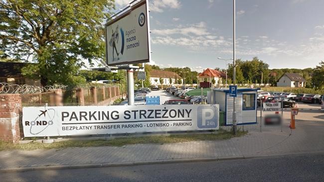 Levné parkování na letišti ve Wroclawi