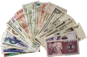 Peníze na cestách