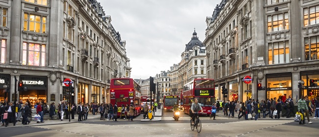 Londýn | © Elenaburn | Dreamstime.com